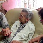 Huczne urodziny 100-letniej Reginy Bereckiej. Pochodząca z Wileńszczyzny jubilatka jest mamą, babcią i prababcią