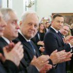 Mamy dwóch nowych profesorów. Prezydent Andrzej Duda  wręczył nominacje