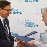 Związek Piłki Nożnej i Radio Olsztyn zacieśniają współpracę. Będzie więcej sportu na antenie