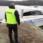 Z jeziora Olecko Małe wyłowiono ciało  wędkarza. Był poszukiwany od dwóch dni