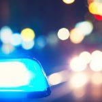 BMW uderzyło w drzewo, kierowca zginął na miejscu. To trzeci  śmiertelny wypadek od soboty