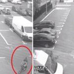 Policja szuka rowerzysty, który w Elblągu potrącił kobietę i uciekł