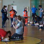 Będzie rekord Guinessa? Młodzież w całej Polsce jednocześnie ćwiczyła akcję ratunkową
