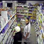 Policja poszukuje złodzieja sklepowego. Zarejestrowały go kamery monitoringu