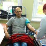 Strażnicy graniczni przyłączyli się do akcji Nasza Krew – Nasza Ojczyzna