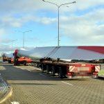 Olbrzym odprawiony na przejściu granicznym w Grzechotkach
