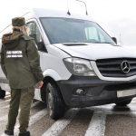 Wypożyczonym samochodem opuścili Niemcy. Zostali złapani na przejściu granicznym w Gołdapi