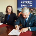 Uniwersytet Warmińsko-Mazurski będzie kształcić przyszłych pracowników ZUS