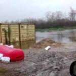 Udało się opanować sytuację na Jeziorze Druzno. Jednak wciąż nie jest bezpiecznie