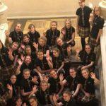 Złoty puchar festiwalu w Pradze dla olsztyńskiego Chóru Dziewczęcego Cantabile