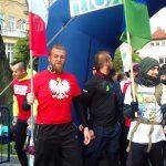 Rekordowa liczba zawodników wzięła udział w Biegu Niepodległości w Ełku