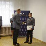 Zmiany w Lidzbarskiej policji. Nowy komendant przejął obowiązki.