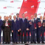 Olsztyńska firma Liderem Małych i Średnich Przedsiębiorstw. Nagrodę wręczył prezydent RP