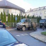 Ewakuowani mieszkańcy Gołdapi wracają do domów i firm. Saperzy zabrali niewybuch z czasów wojny
