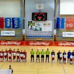 Finlandia ponownie za silna dla Polek w towarzyskim meczu futsalowym