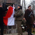 W Rozogach  uczczono pamięć dowódcy  AK Henryka Wieliczki. Zginął z rąk komunistów