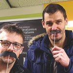 Zapuścić wąsy to nieprosta sprawa, ale zbadać prostatę tak. Siatkarze włączyli się do akcji Wąsopad