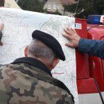 Żołnierze  usuną zator blokujący odpływ wody z rzeki Balewki i Dzierzgoń