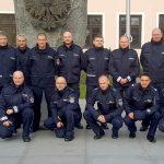 24 przyszłych dowódców policji rozpoczęło elitarne szkolenie w Szczytnie