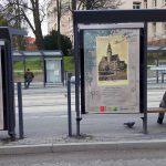 Jak wyglądał 100 lat temu?  Na przystankach tramwajowych powstała Galeria Starego Olsztyna