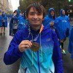 Olsztynianin najlepszym polskim maratończykiem w Nowym Jorku!