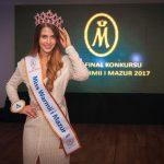 Aleksandra Grysz z Iławy została Miss Warmii i Mazur 2017