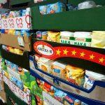 Prawie 40 ton żywności przekazali wolontariuszom Banku Żywności mieszkańcy Warmii i Mazur