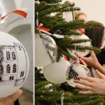 Licealiści z Gronowa Górnego ubrali drzewko w Pałacu Prezydenckim