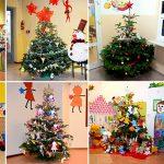 """Prezenty czekają. Głosuj na najładniejsze świąteczne drzewko w konkursie Radia Olsztyn """"Choinka Malucha"""""""