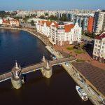 Wiemy, do jakich rosyjskich miast najczęściej podróżują cudzoziemcy. Kaliningrad wypadł z czołowej trójki