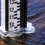 Wysoki poziom wód na Żuławach Elbląskich. Na razie nie ma zagrożenia powodzią