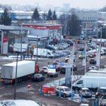 Przedsiębiorca z Lubelskiej w Olsztynie skarży się na straty z powodu remontu ulic