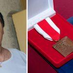 """Walcząca o prawdę o obozach koncentracyjnych Janina Luberda-Zapaśnik wyróżniona nagrodą """"Świadek historii"""""""