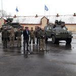Antoni Macierewicz w Bemowie Piskim: Obecność wojsk brytyjskich potwierdza, że Polska może być bezpieczna