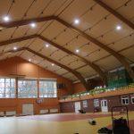Po Nowym Roku skończy się remont hali sportowej nad Małym Jeziorakiem