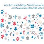 Wesołych Świąt Bożego Narodzenia, pełnych pokoju, radości i miłości…