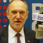 Wiceminister Zbigniew Babalski: będziemy dalej bronić i strzec polskiej ziemi