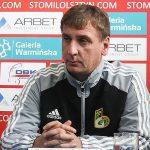 Kamil Kiereś, nowy trener Stomilu Olsztyn: Musimy pokonać powstałą barierę