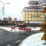 Więcej pracowników przy budowie ulicy Partyzantów w Olsztynie. Koniec z opóźnieniami?