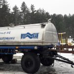 Mieszkańcy gminy Gietrzwałd muszą korzystać z beczkowozów. O problemie z wodą wielu usłyszało od sąsiadów