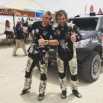 """Dakar 2018: potężna """"rolka"""" olsztyńskiego pilota! [VIDEO + GALERIA]"""
