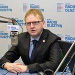 """Marcin Kazimierczuk: """"Afrykański pomór świń obejmuje coraz większy obszar Warmii i Mazur"""""""