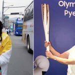 Dwie olsztynianki w olimpijskiej sztafecie. Joanna Jędrzejczyk i Jolanta Okuniewska niosły ogień w Korei Południowej