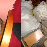 Elbląski patrol antysmogowy karze mandatami.  Palenie śmieciami w piecu kosztuje nawet 5 tysięcy