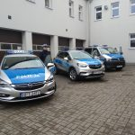 Od dziś nowymi radiowozami jeżdżą policjanci z Braniewa, Ostródy i Bartoszyc