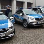 Policjanci drogówki z Nowego Miasta Lubawskiego oraz Iławy mają nowe radiowozy