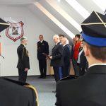 Starszy brygadier Bogdan Wierzchowski nowym szefem warmińsko-mazurskim strażaków