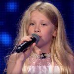 10-latka z Elbląga odkryciem programu telewizyjnego The Voice Kids. Zobacz występ Swietłany Boguskiej