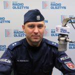 Policjanci z Warmii i Mazur mają nowe mundury