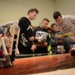 Pierwsze kroki młodych inżynierów w kosmicznej podróży na Marsa